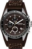 Fossil CH2599 Decker Analog Watch  - For Men