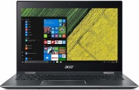 View Acer Spin Core i5 8th Gen - (8 GB/256 GB SSD/Windows 10 Home) SP513-52N Laptop(13.3 inch, Steel Grey) Laptop