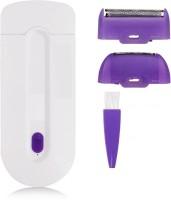 KASHUJ Hair Remover Cordless Trimmer for Men & Women Cordless Epilator Cordless Epilator(Blue, White)