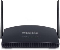 iBall iball-WRB-303N 300 Mbps Router(Black, Single Band)