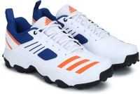 ADIDAS CRI HASE SS 19 Cricket Shoes For Men(Multicolor)
