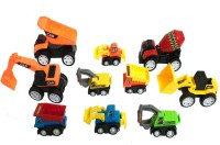 Ruby Latest construction Set(Multicolor, Pack of: 10)