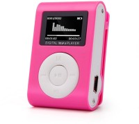 DRUMSTONE Mini Digital MP3 Player with HD LED Torch Functionality MP3 Player(Multicolor, 2 Display)