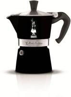 Bialetti Moka Express Stove Top Espresso 6 Cups Coffee Maker(Black)