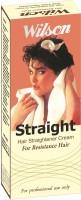 Wilson For Resistance Hair Straight Straightener Cream 140g (70g+70g) Hair Cream(140 g)