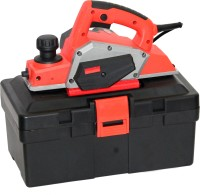 Digital Craft - New Design Planer 710W Power Tools High Quality Portable Electric Wood Planer Model With High Quality ABS Plastic Tool Box Corded Planer(82x2 mm)