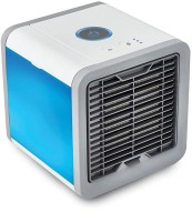 View footloose Arctic Mini Air Conditioner Portable Purifier Filter Humidifier Personal Air Cooler(Multicolor, 0.75 Litres)  Price Online