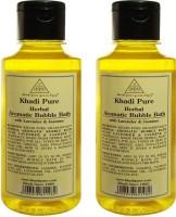 Khadi Pure Bubble Bath(420 ml)