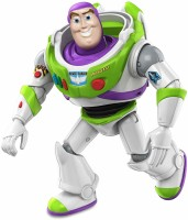 Toy Story Buzz Lightyear Figure - New Edition(Multicolor)