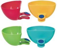 venja Plastic Sauce Bowl(Multicolor, Pack of 4)