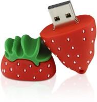 Tobo USB 2.0 Strawberry Pen Drive 8 GB Pen Drive(Red)