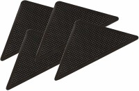 SYGA 4 Pieces Black Rug Gripper Indoor Rug Pad(Novelty)
