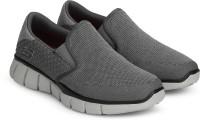 Skechers EQUALIZER 2.0 Walking Shoes For Men(Grey)