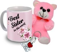 ME&YOU Mug, Keychain, Soft Toy Gift Set