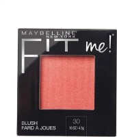 Maybelline New York Fit Me Blush, Rose 30(Rose 30)