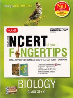 Objective Ncert at Your Fingertips for Neet-Aiims - Biology(English, Paperback, unknown)