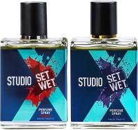 Set wet studio x Pe