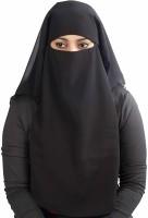 Hejabiya Self Design Georgette Silk Blend Women Stole, Scarf