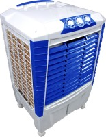 View Texon COOLEST 55 LTR Room/Personal Air Cooler(White, Blue, 55 Litres)  Price Online
