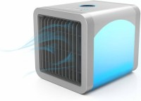 View footloose Air Cooler Fan Air Personal Space Cooler Room/Personal Air Cooler(Multicolor, 0.75 Litres)  Price Online