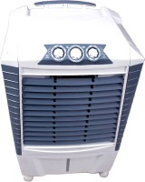 View NEWCLASSIC _PERSONAL DESERT WINDOW CHILL TRAPER Desert Air Cooler(Grey, White, 55 Litres)  Price Online