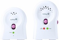 Safety 1st Crystal Clear Audio -Pink Audio Baby Monitor