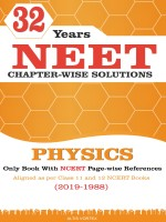 32 Years NEET Chapterwise solutions- Physics(English, Paperback, Aim4AIIMS Team)