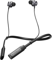 Boult Audio Boult Audio Curve Wireless Neckband Magnetic Earphone With Mic Bluetooth Headset with Mic(Black, Grey, In the Ear)