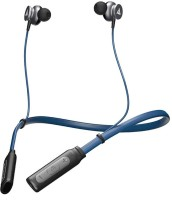 Boult Audio Boult Audio Curve Wireless Neckband Magnetic Earphone With Mic Bluetooth Headset with Mic(Blue, Black, Grey, In the Ear)