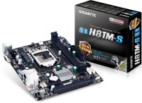 GIGABYTE H81M-S Supports 4th Gen CPU Motherboard
