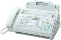Panasonic KX FP701CX Fax Machine Multi-function Monochrome Printer(wite)