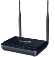 iball 300M WRB300N MIMO Wireless-N Router 300 Mbps Wireless Router(Black, Dual Band)