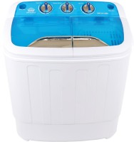 DMR 3.6 kg Semi Automatic Top Load White, Blue(DMR 36-1288S)