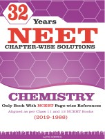 32 Years NEET Chapterwise solutions- Chemistry(English, Paperback, Aim4AIIMS Team)