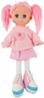 TANISI Musical Cute & Beautiful Dora Baby Doll With Led Light - 30 cm(Pink)