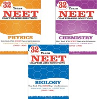 NEET 30 Years Chapterwise Solutions : Physics Chemistry & Biology Combo (English, Perfect, Team Aim4AIIMS)(Perfect, Aim4aiims Team)