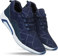 Layasa Mesh,Cricket, Badminton, Volly Ball, Sports Running Shoes For Men(Blue)