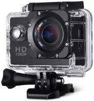 Lambent 1080PAction 1080P Action With 2 inch LCD Screen Sports and Action Camera(Black, 12 MP)