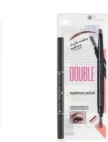 Hilary Rhoda Eyebrow Pencil with eyebrow Brush(Brown)
