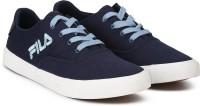 Fila MIRKO Canvas Shoes For Men(Blue)