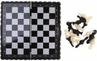 RVM Toys 13CM Mini Pocket Size Magnetic Chess Board Strategy & War Games Board Game