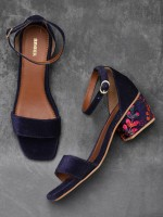 Upto 60% off+Extra 5% Cara Mia, Miss CL & more Flats, heels & more