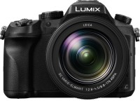 Panasonic Lumix DMC-FZ2500GA(20.1 MP, 20X Optical Zoom, 176mm Digital Zoom, Black)