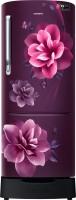 Samsung 212 L Direct Cool Single Door 3 Star Refrigerator with Base Drawer(Camellia Purple, RR22R383ZCR/HL) (Samsung) Tamil Nadu Buy Online