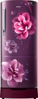 Samsung 192 L Direct Cool Single Door 3 Star Refrigerator with Base Drawer(Camellia Purple, RR20R182ZCR/HL) (Samsung) Tamil Nadu Buy Online
