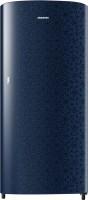 SAMSUNG 192 L Direct Cool Single Door 2 Star Refrigerator(Ombre Blue, RR19R11C2MU/HL)