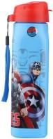 SKI EXPLORER STEEL Bottle With Avengers Art Keep Warm & Cold For Long Time 450 ml Water Bottle(Set of 1, Multicolor)