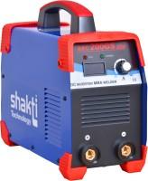 shakti Technology ARC-200GS-Blue Inverter Welding Machine