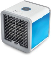 View techobucks Arctic Mini Air Conditioner Portable Purifier Filter Humidifier 3 In 1 Room/Personal Air Cooler(Multicolor, 0.75 Litres)  Price Online