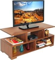BLUEWUD Victor Engineered Wood TV Entertainment Unit(Finish Color - Walnut, DIY(Do-It-Yourself))